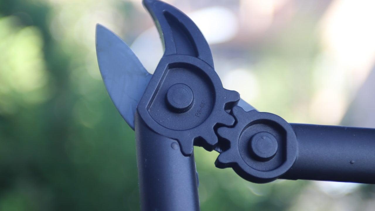 Mit dieser Schere wird die Gartenarbeit zum Vergnügen
