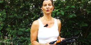Mirjam Mossner, Praxisleiterin Ergotherapie Reha Zürich